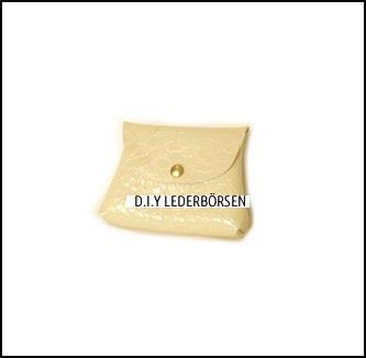 Ledertasche DiY